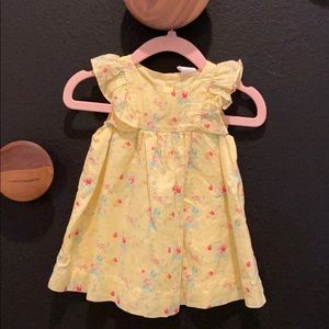 Sweet baby girl floral dress